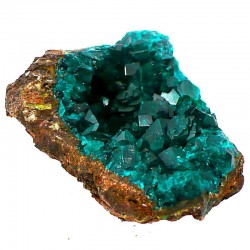 Dioptase collection du Congo