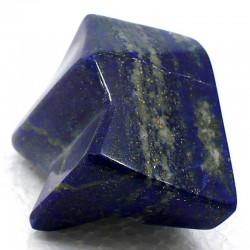 Forme libre en Lapis-lazuli d'Afghanistan