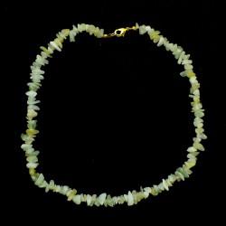 Collier baroque Jade 42 cm
