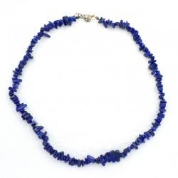 Collier baroque Lapis-Lazuli 42 cm