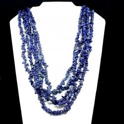 sautoir baroque en Lapis-Lazuli 90cm