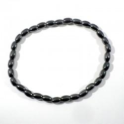 Bracelet Hématite olives