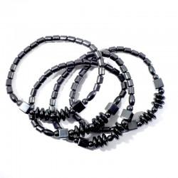 Bracelet Hématite rondelles