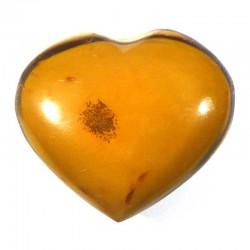Coeur en jaspe polychrome de Madagascar 4cm