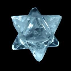 étoile merkaba en cristal...