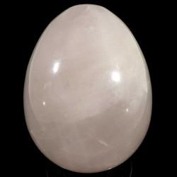 oeuf en quartz rose 5cm