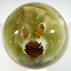 Boule en onyx du Pakistan 7cm