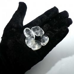 cristal de roche du Brésil - pierres roulées