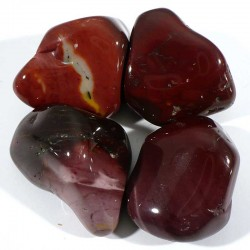 mookaïte (jaspe) d'Australie - pierres roulées
