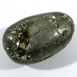 Pyrite du Pérou - pierres roulées