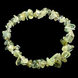 Bracelet baroque Prehnite