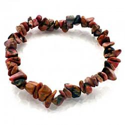 Bracelet baroque Rhodonite