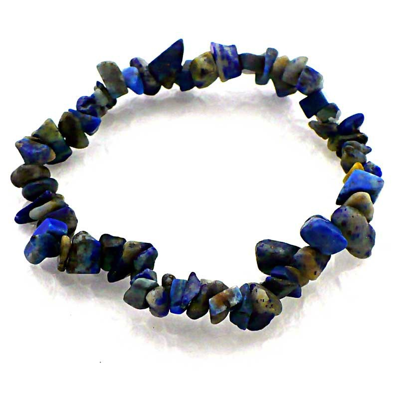 Bracelet baroque Lapis-Lazuli