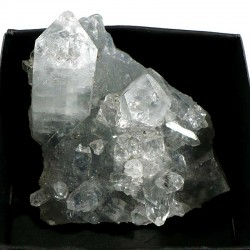 Apophyllite de collection d'Inde 5 cm