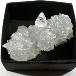 Apophyllite de collection d'Inde 5 cm