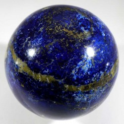 Boule en lapis-lazuli d'Afghanistan 5cm