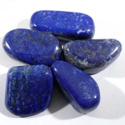 Lapis-lazuli d'Afghanistan - pierres roulées
